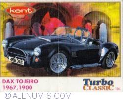 Image #1 of 104 - Dax Tojeiro 1967, 1900