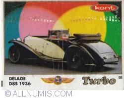 Image #1 of 56 - Delage D8S 1936