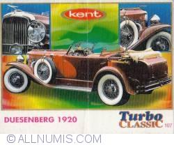 107 - Duesenberg 1920