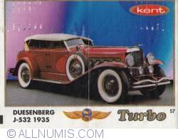 Image #1 of 57 - Duesenberg J-532 1935