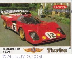 Image #1 of 38 - Ferrari 312 1969