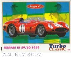 109 - Ferrari TR 59/60 1959
