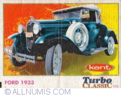 Image #1 of 110 - Ford 1933