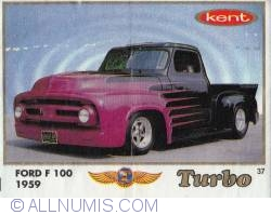 Image #1 of 37 - Ford F 100 1959