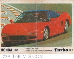 Image #1 of 142 - Honda NSX
