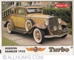 Image #1 of 28 - Hudson Rambler 1932