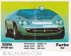 Image #1 of 89 - Isdera Spyder 033-i