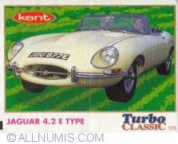 120 - Jaguar 4.2 E Type