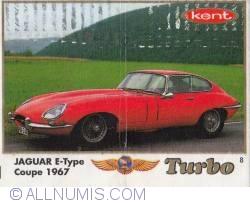 Image #1 of 8 - Jaguar E-Type Coupe 1967