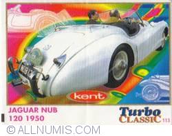 113 - Jaguar NUB 120 1950