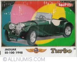 Image #1 of 26 - Jaguar SS-100 1948