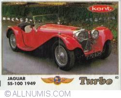 Image #1 of 40 - Jaguar SS-100 1949