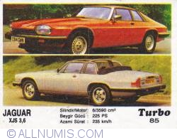 Image #1 of 85 - Jaguar XJS 3,5