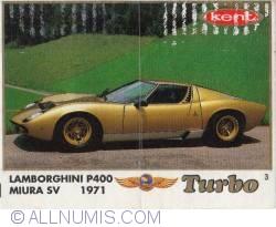 Image #1 of 3 - Lamborghini P400 Miura SV 1971