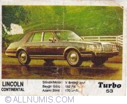 Image #1 of 53 - Lincoln Continental