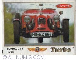 Image #1 of 35 - Lomax 223 1955
