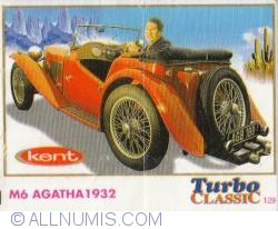 Image #1 of 129 - M6 Agatha 1932