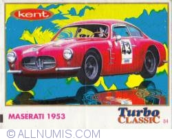 Image #1 of 84 - Maserati 1953
