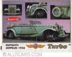 Image #1 of 60 - Maybach Zeppelin 1938