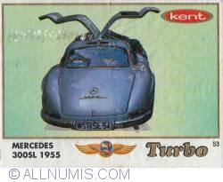 Image #1 of 53 - Mercedes 300SL 1955