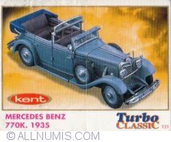 Image #1 of 131 - Mercedes-Benz 770K. 1935