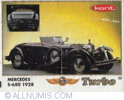 Image #1 of 55 - Mercedes S-680 1928