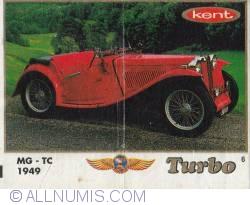 Image #1 of 6 - MG-TC 1949