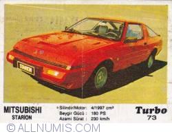 Image #1 of 73 - Mitsubishi Starion