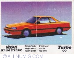 Image #1 of 90 - Nissan Skylline GTS Turbo