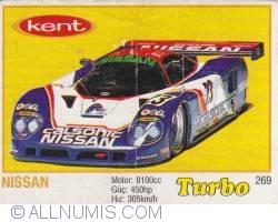 Imaginea #1 a 269 - Nissan