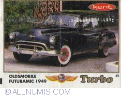 Image #1 of 49 - Oldsmobile Futuramic 1949