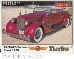 Image #1 of 27 - Packard Peaton Sport 1950