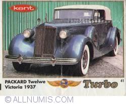 Image #1 of 41 - Packard Twelwe Victoria 1937