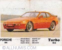 Image #1 of 83 - Porsche 944