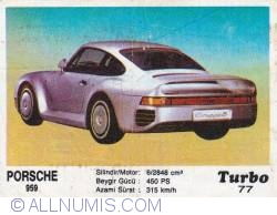 Image #1 of 77 - Porsche 959