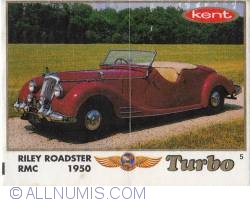 5 - Riley Roadster RMC 1950