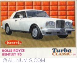 80 - Rolls Royce - Bentley 95