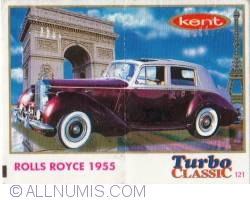 121 - Rolls Royce 1955