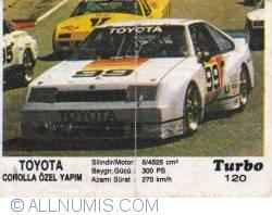 Image #1 of 120 - Toyota Corolla Ozel Yapim