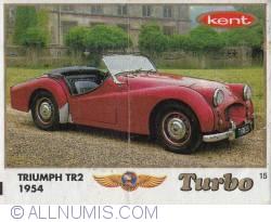 Image #1 of 15 -Triumpf TR2 1954