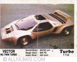 Image #1 of 110 - Vector W2 Twin Turbo