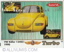 Image #1 of 32 - VW Kafer 13403 1990