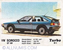 Image #1 of 61 - VW Scirocco GT 16V