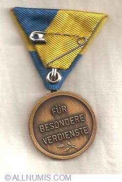 Image #2 of Medalii de merit pentru pompieri-Austria Superioară-Kirchdorf