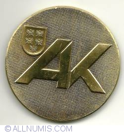 Image #1 of AK - 35 years in the service of economics
