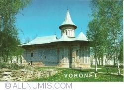 Image #1 of Voroneț Monastery