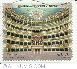 Image #1 of 0,70 Euro 2013 - The Fenice Theatre of Venice
