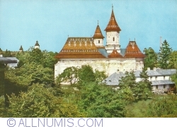 Suceava - Monastery of St. John