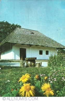 Humuleşti - Ion Creanga Memorial House