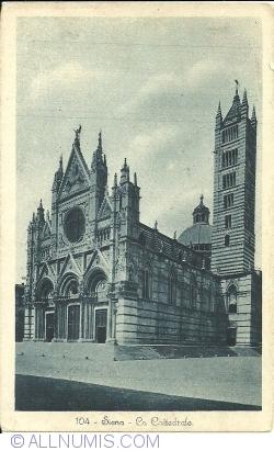 Imaginea #1 a Siena - Catedrala (1931)